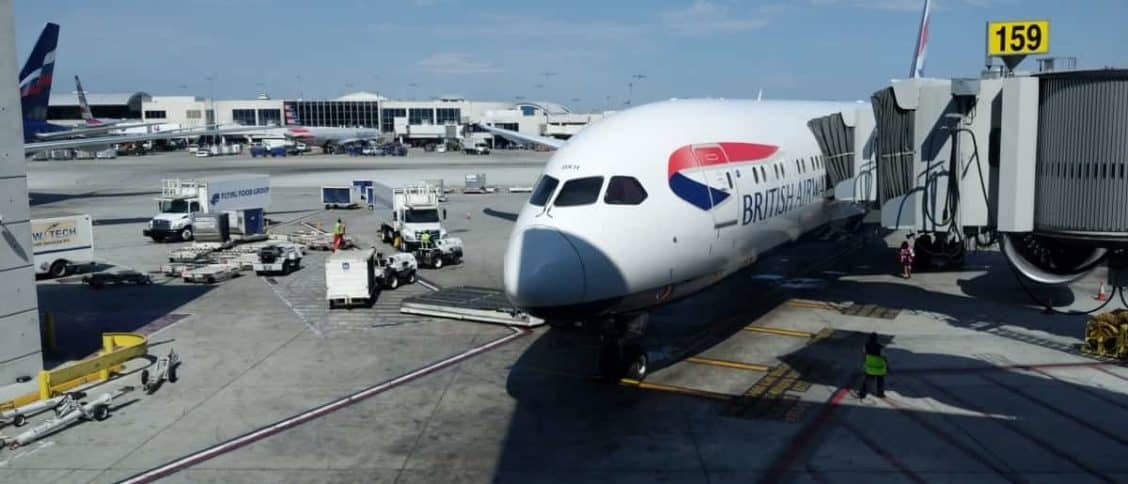 Review British Airways 787 900 Business Class From London To Los Angeles 1