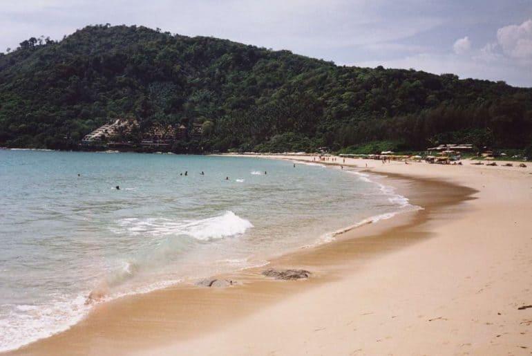 1024px Phuket Nai Harn Beach