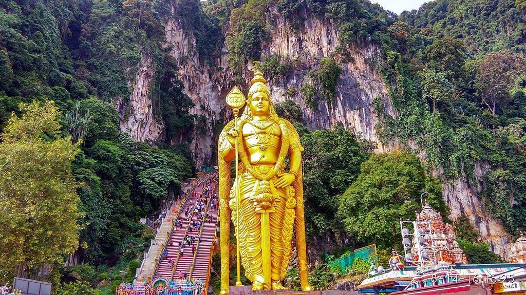 Batu Caves Yogeshmj Mech2