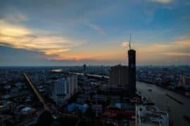 Millennium Hilton Bangkok Rooftop