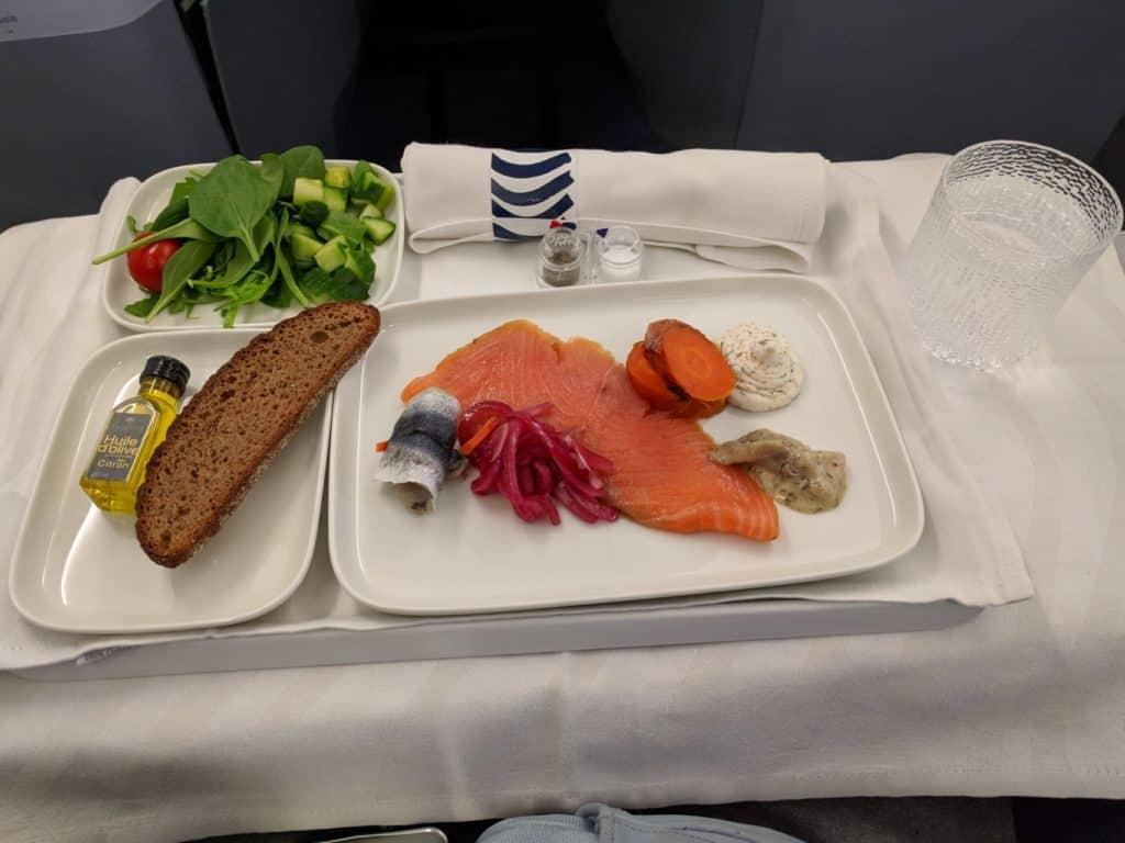 Finnair A330 Business Class Starter