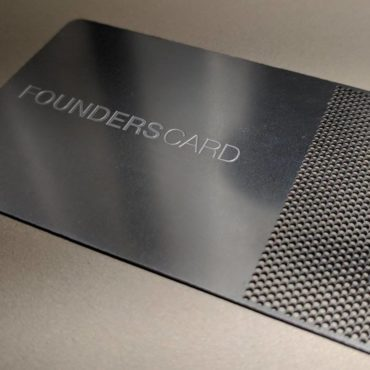FoundersCard: A Loyalty Card for Active Travelers