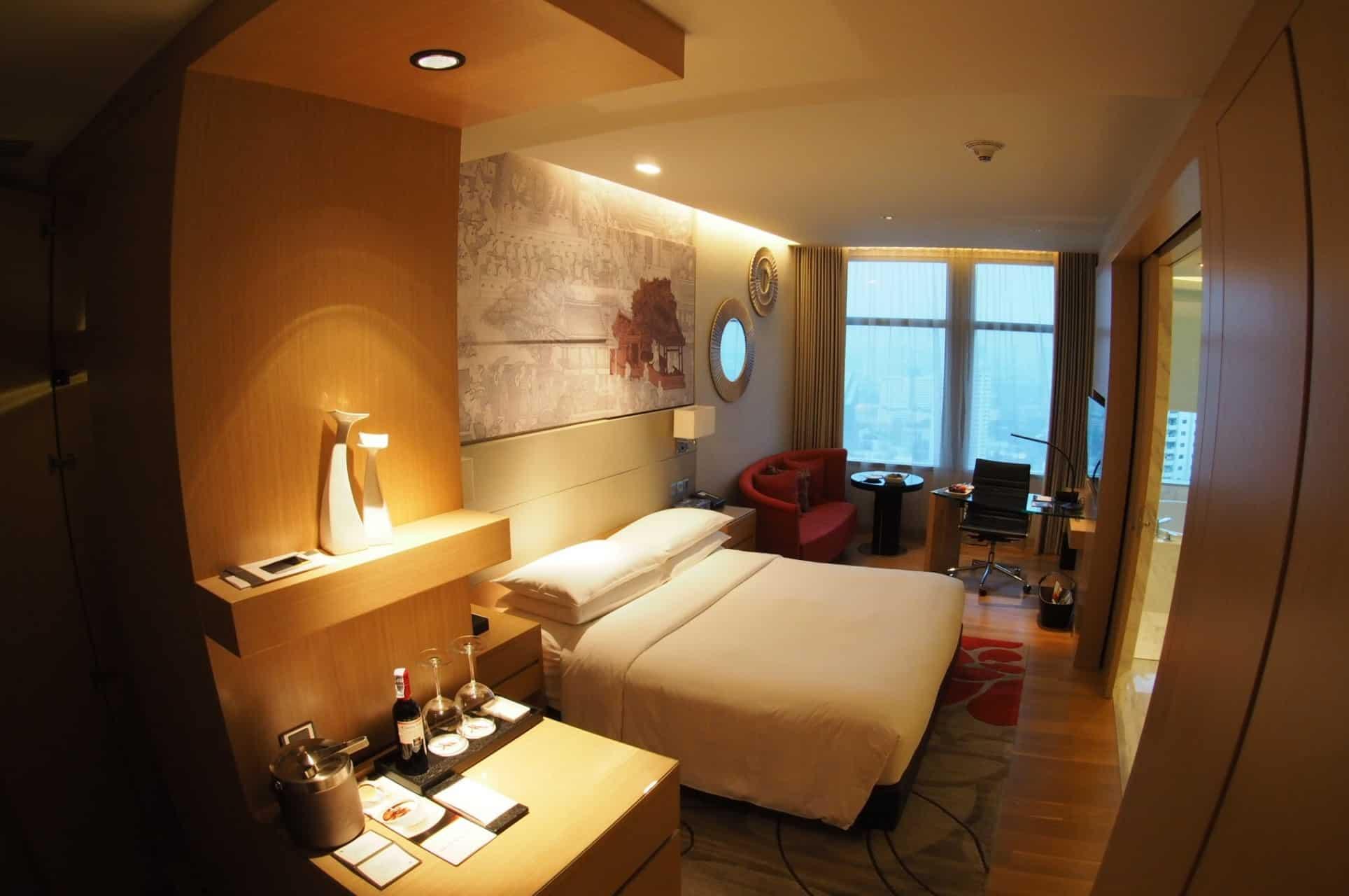 Hotel Review Bangkok Marriott Sukhumvit 012