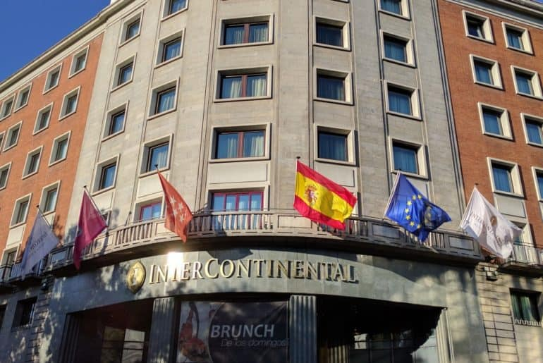 Hotel Review Intercontinental Madrid 026