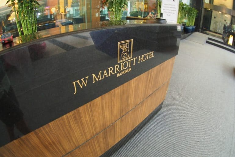 Hotel Review Jw Marriott Bangkok 001