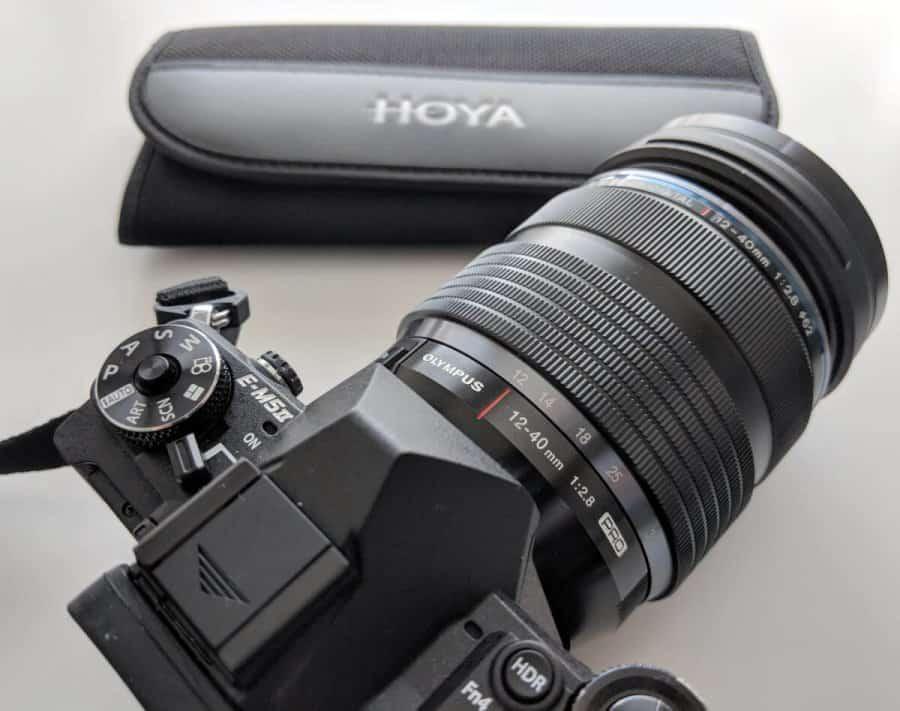 Olympus lens 12-40 Pro