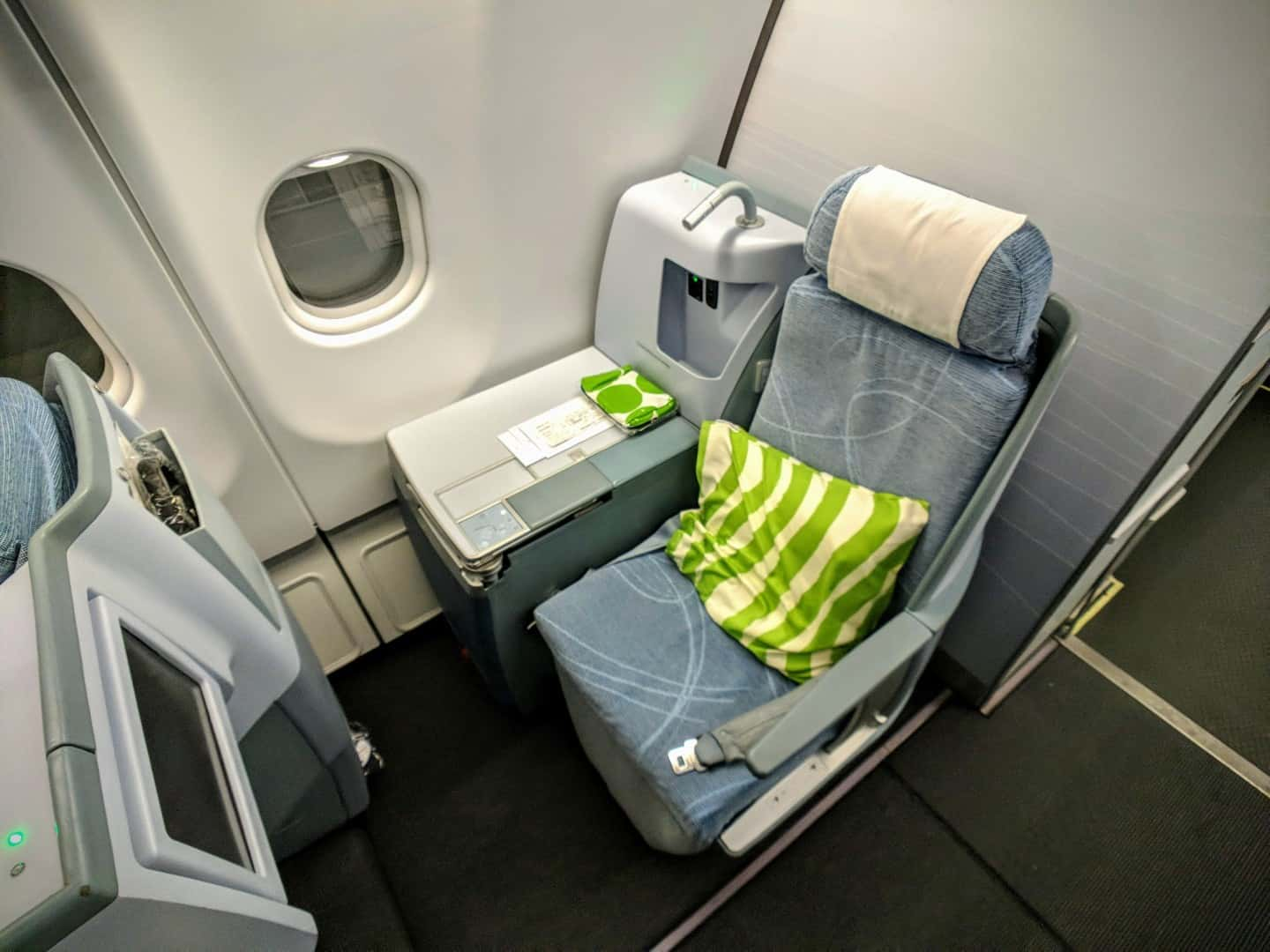 Review Finnair A330 Helsinki Bangkok 005