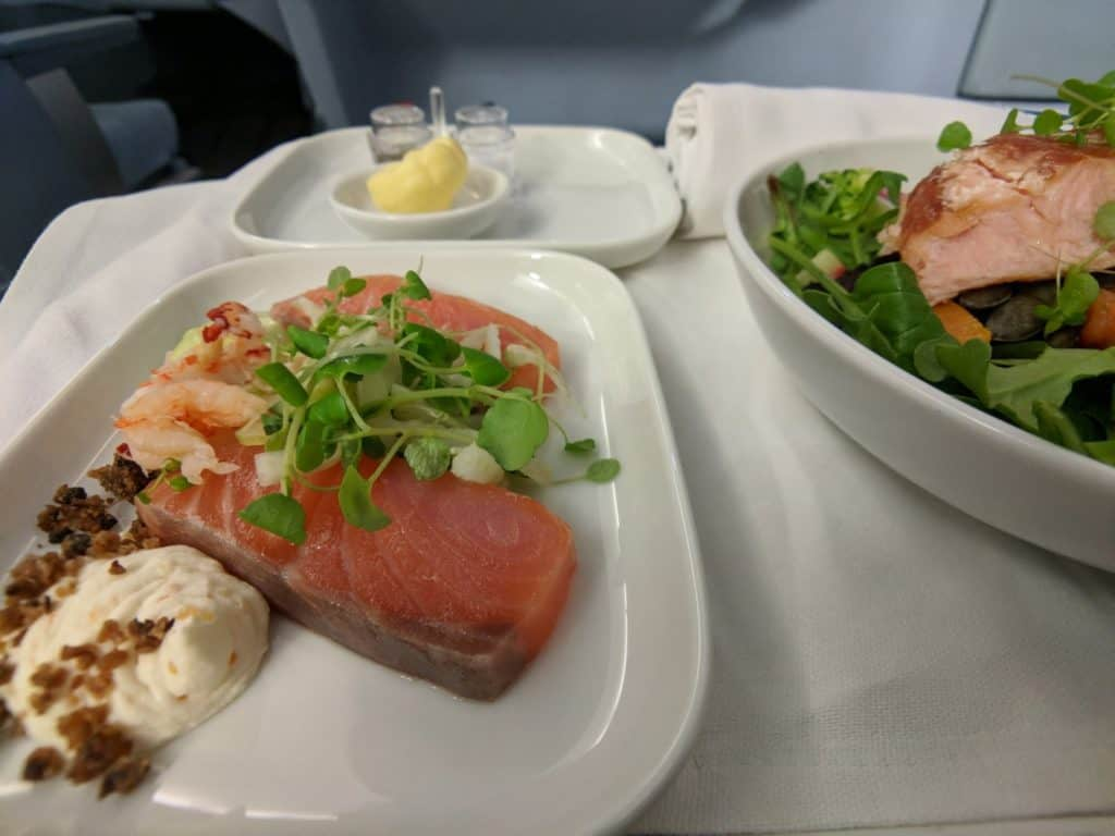 Finnair A330 Business Class Helsinki-Bangkok Starter