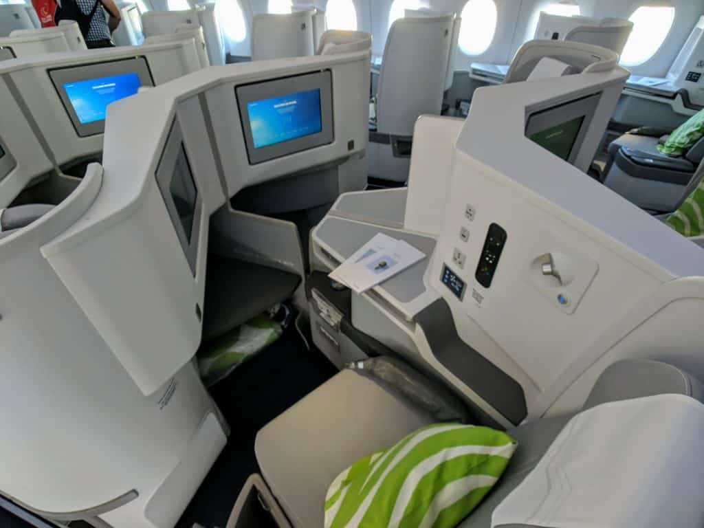 Business Class Review Finnair A350 Bkk Hel 011