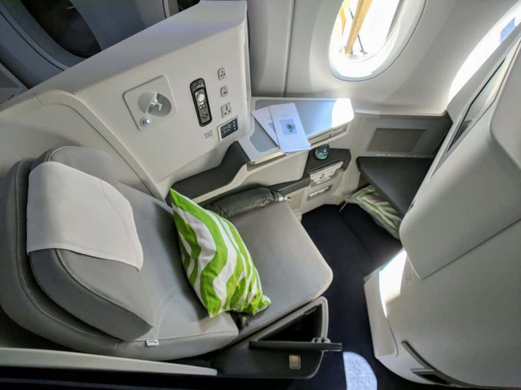 Business Class Review Finnair A350 Bkk Hel 013