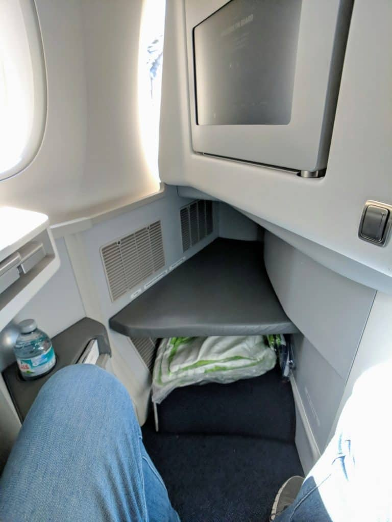 Business Class Review Finnair A350 Bkk Hel 014