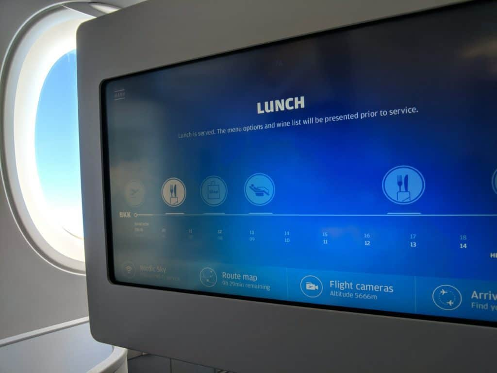 Business Class Review Finnair A350 Bkk Hel 023
