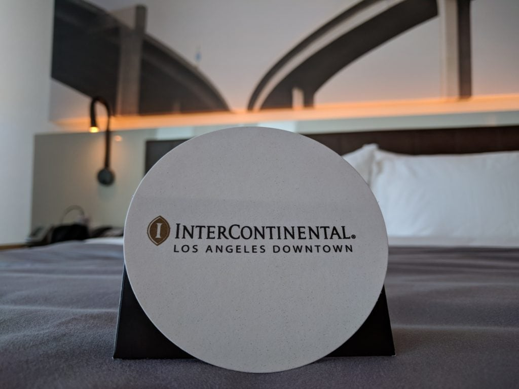 Hotel Guide: Los Angeles InterContinentals – Downtown and Century City