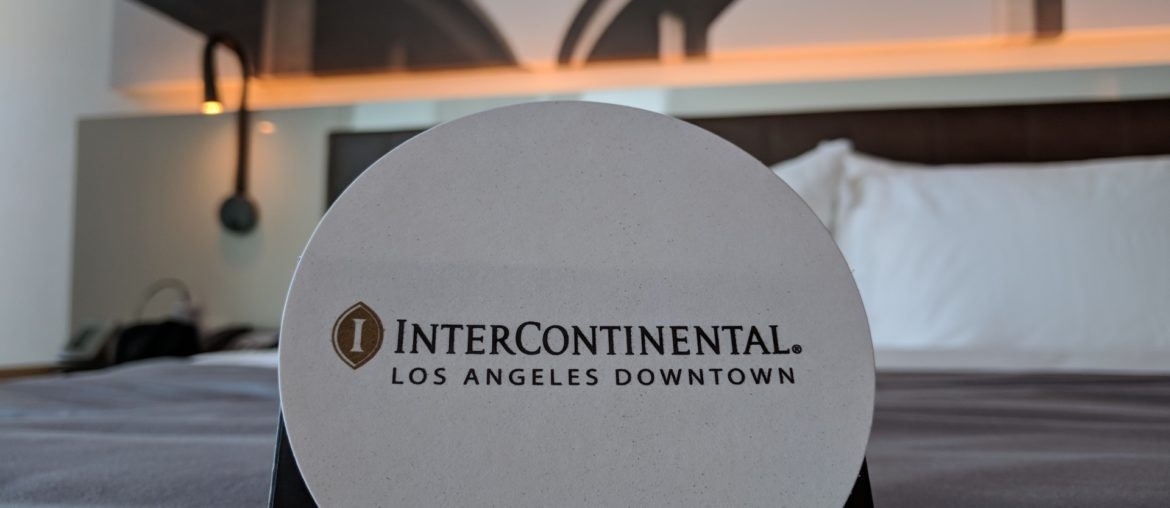 Hotel Guide Intercontinentals Of Los Angeles 004