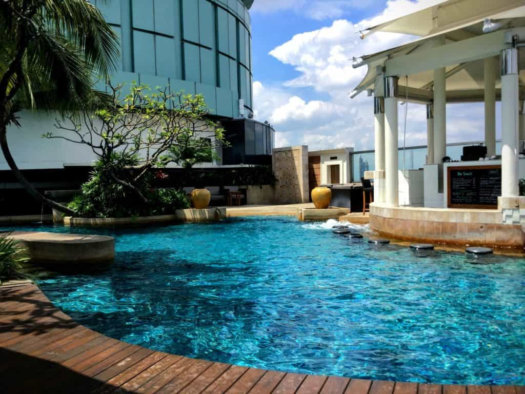 Hotel Review Intercontinental Bangkok 001