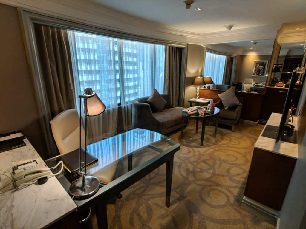 Hotel Review Intercontinental Bangkok 003