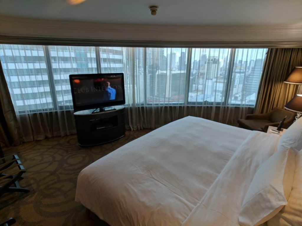 Hotel Review Intercontinental Bangkok 010