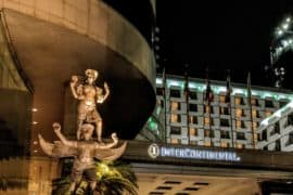 Hotel Review Intercontinental Bangkok Cover