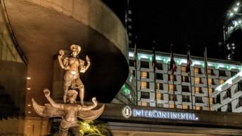 Hotel Review Intercontinental Bangkok Cover