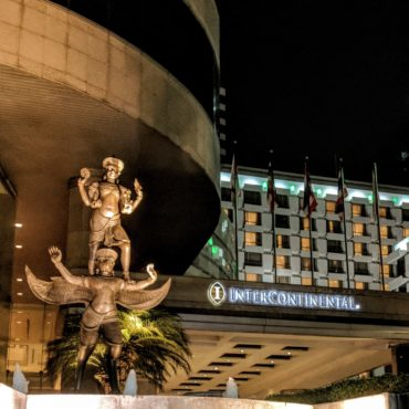 Hotel Review: InterContinental Bangkok