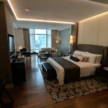 Hotel Review: St. Regis Bangkok