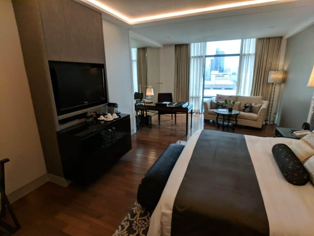Hotel Review St Regis Bangkok 005