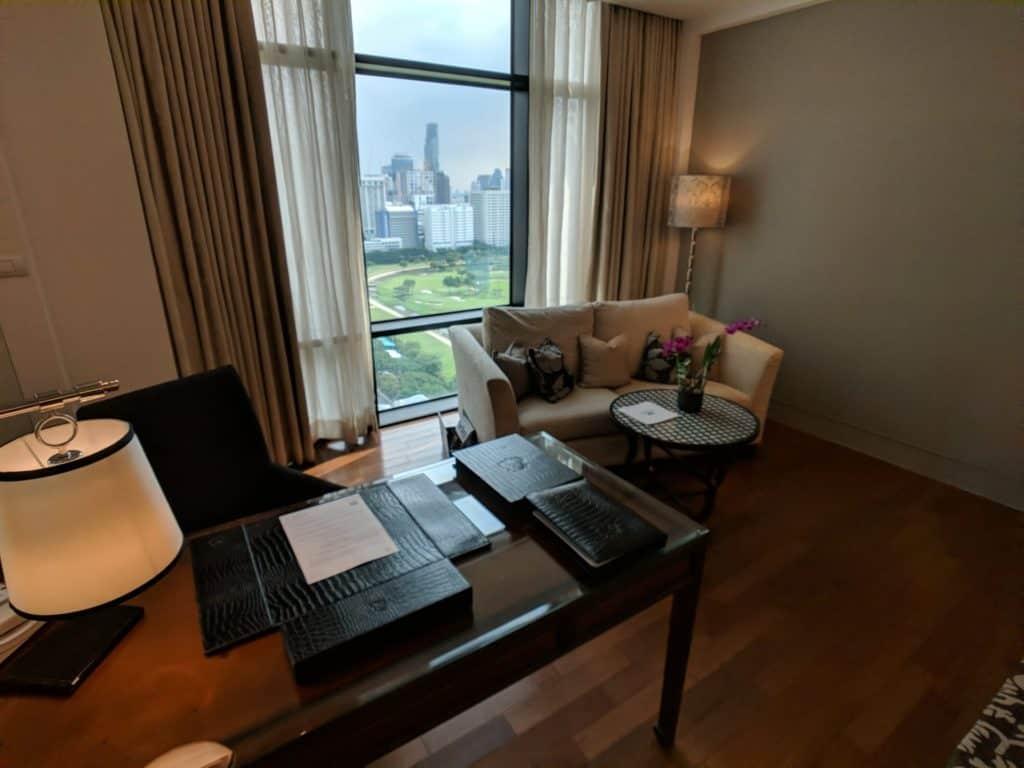 Hotel Review St Regis Bangkok 007