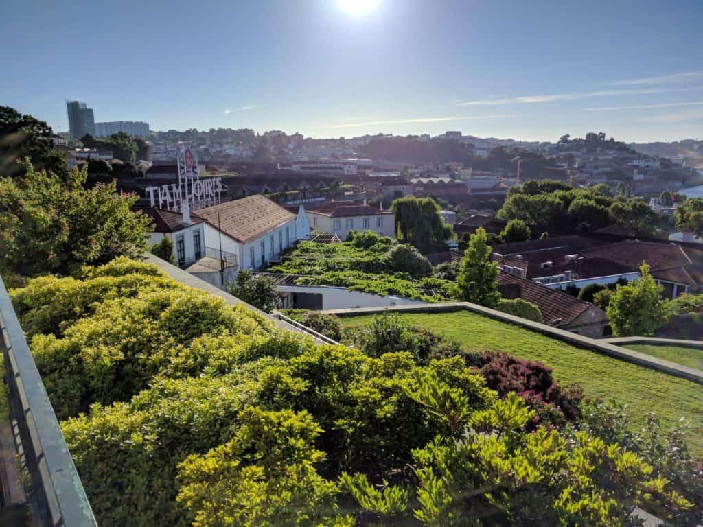Hotel Review The Yeatman Porto 001
