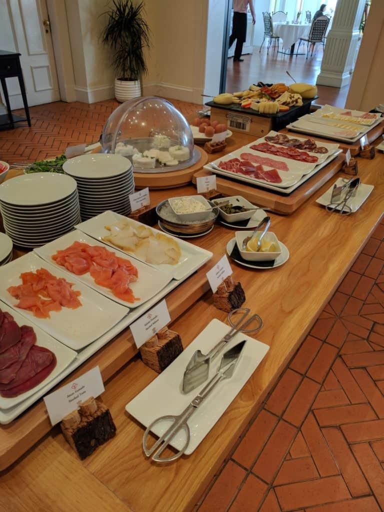 Hotel Review The Yeatman Porto 002