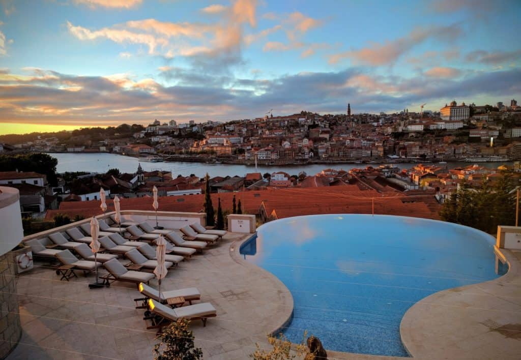 Hotel Review: The Yeatman, Porto