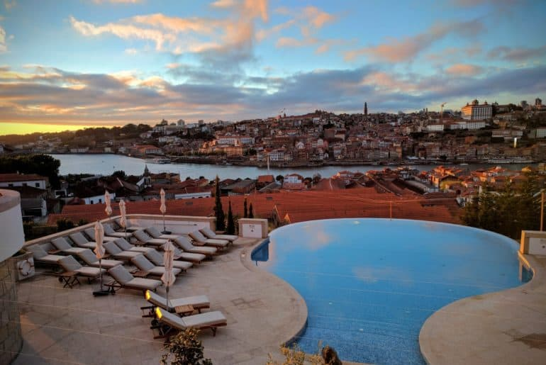 Hotel Review The Yeatman Porto 007