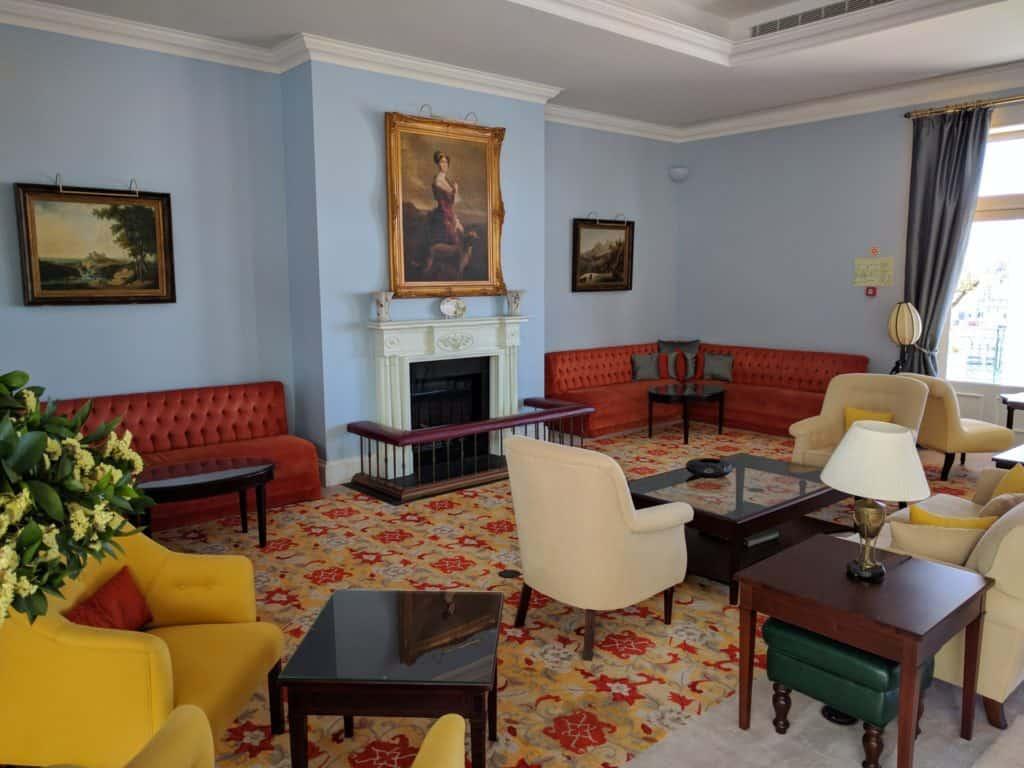 Hotel Review The Yeatman Porto 012