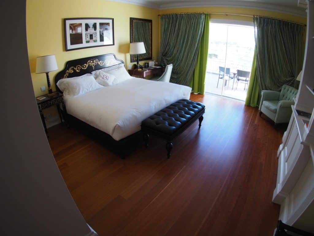 Hotel Review The Yeatman Porto 019