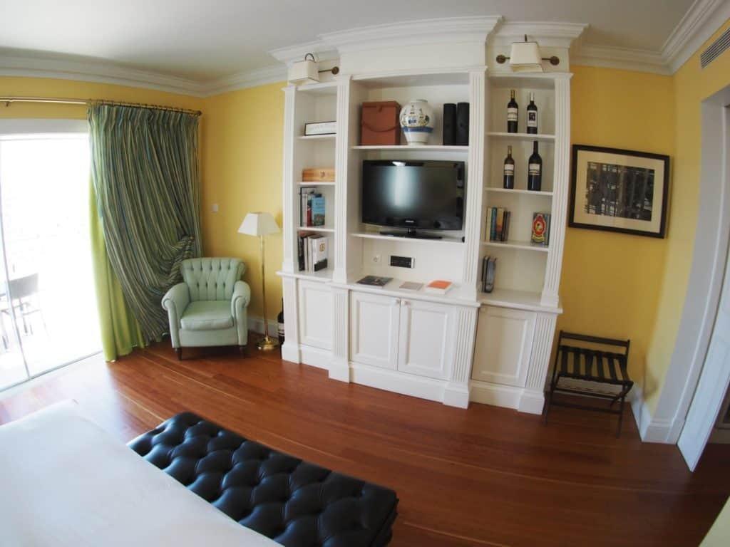 Hotel Review The Yeatman Porto 021