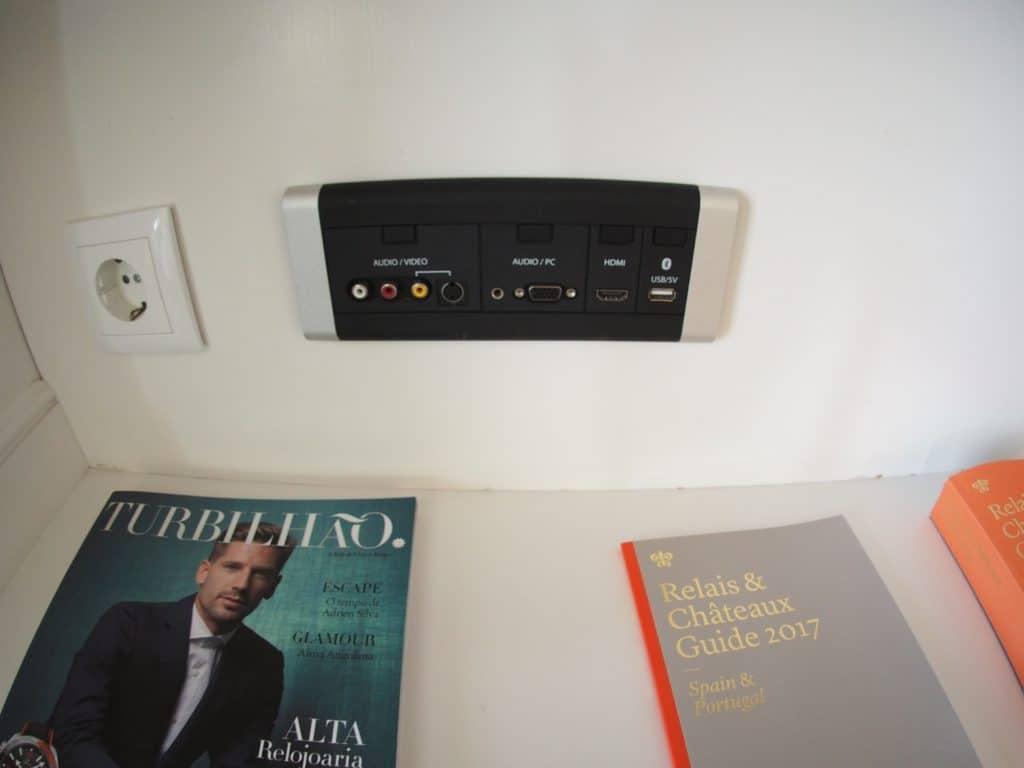 Hotel Review The Yeatman Porto 022