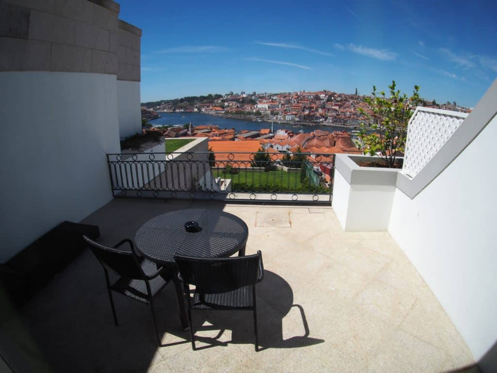 Hotel Review The Yeatman Porto 024