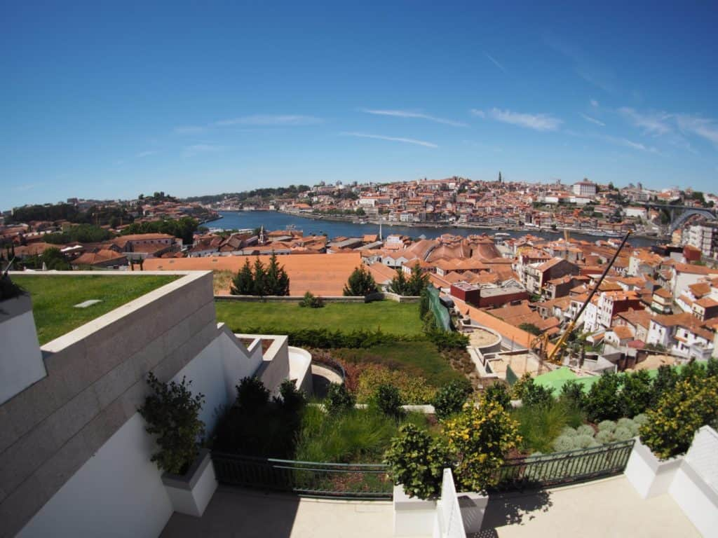 Hotel Review The Yeatman Porto 025