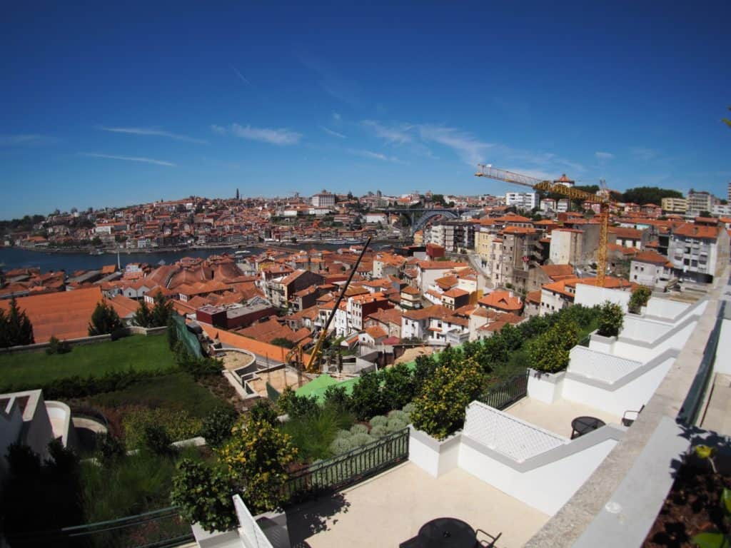 Hotel Review The Yeatman Porto 026