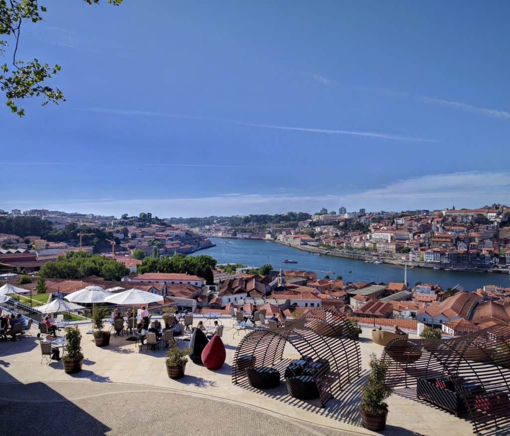 Hotel Review The Yeatman Porto 032