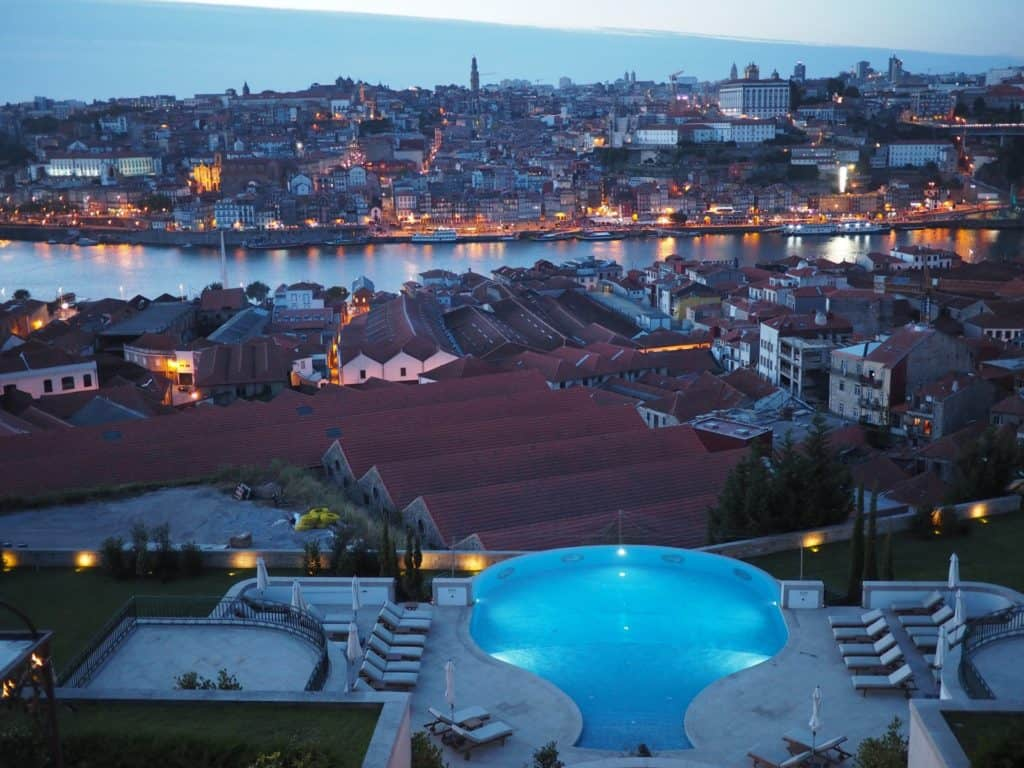 Hotel Review The Yeatman Porto 035