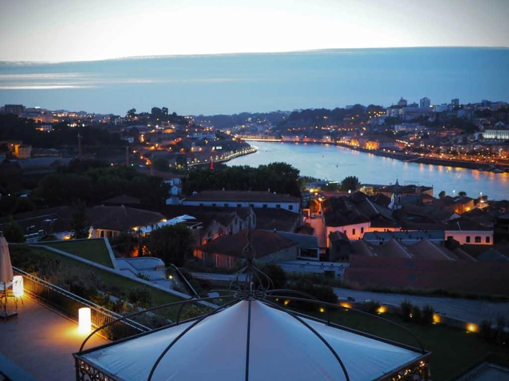 Hotel Review The Yeatman Porto 036
