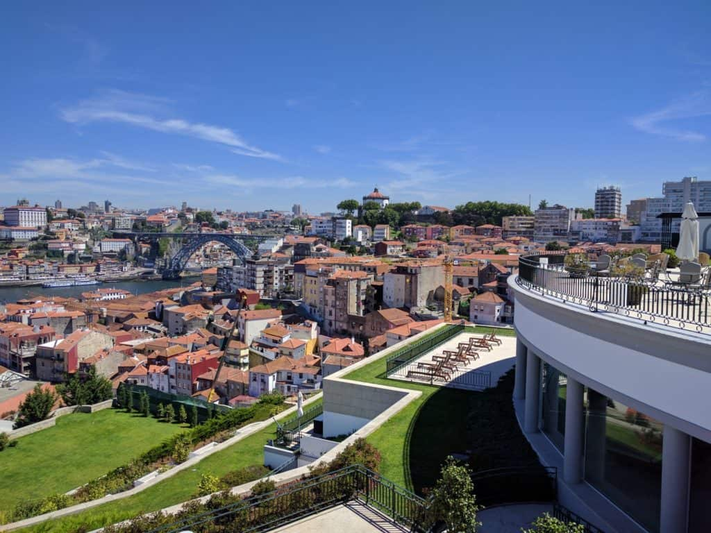 Hotel Review The Yeatman Porto 037