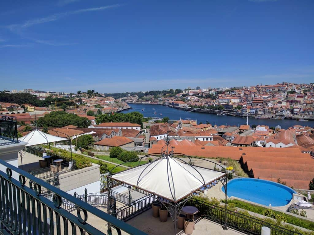 Hotel Review The Yeatman Porto 038