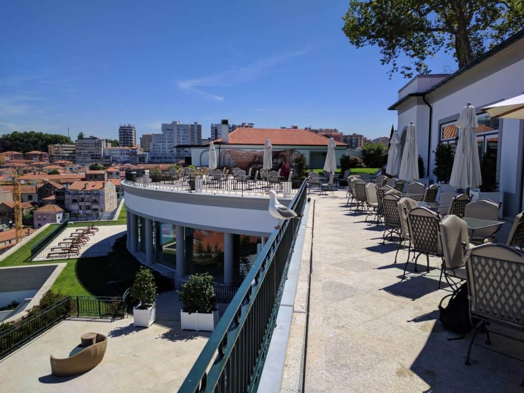 Hotel Review The Yeatman Porto 039