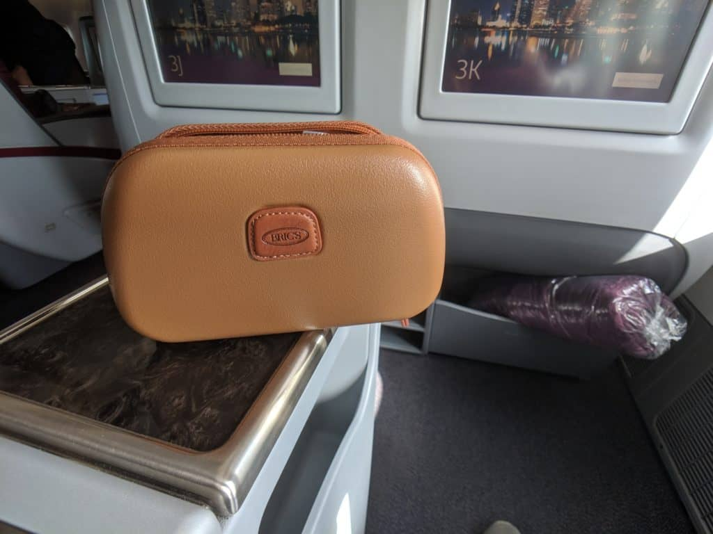 2019 Qatar Airways 777 Business Class Review 011