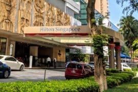 Hilton Singapore Hotel Review 001