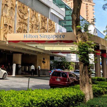 Hotel Review: Hilton Singapore