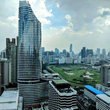 Hotel Review: Waldorf Astoria Bangkok (King Deluxe Park View Room)