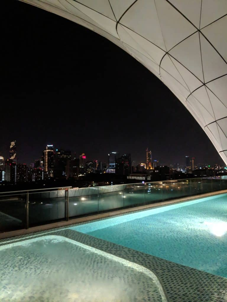 Waldorf Astoria Bangkok Hotel Review 002