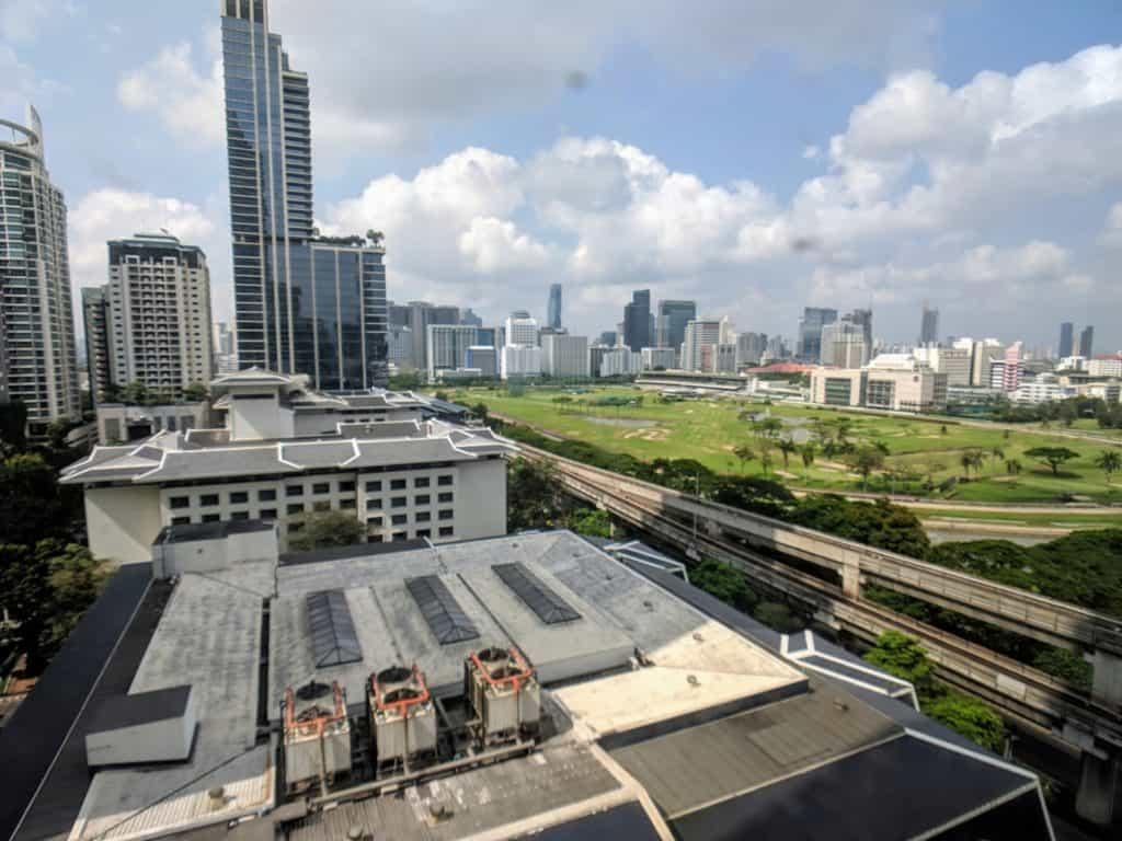 Waldorf Astoria Bangkok Hotel Review 008